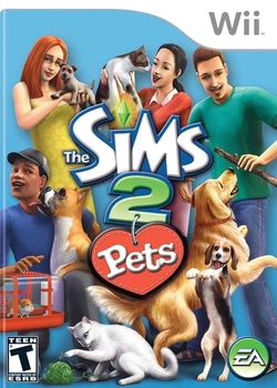 The Sims 2 Pets (Seminovo...