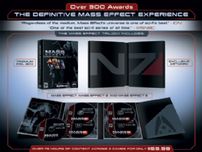 Mass Effect Trilogy XBOX...
