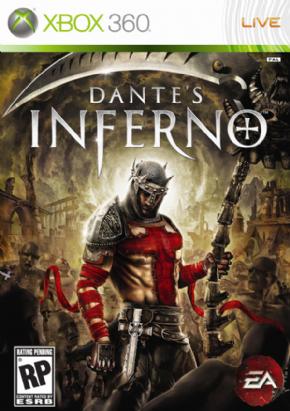 Foto Dantes Inferno XBOX360 - Seminovo