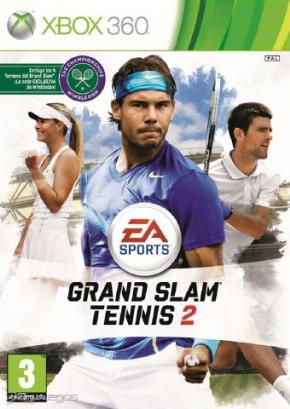 Grand Slam Tennis 2 XBOX3...