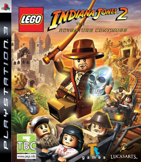Lego Indiana Jones 2: The...