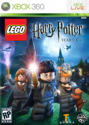 Lego Harry Potter Years 1...