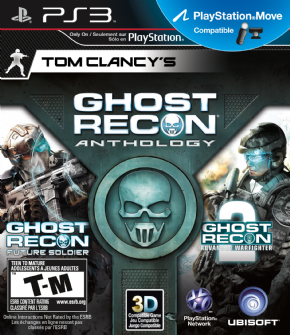 Ghost Recon Anthology PS3