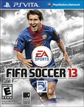 FIFA 13 PSvita