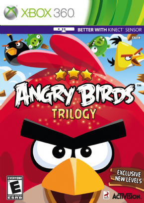 Angry Birds Trilogy XBOX3...