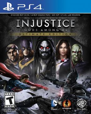 Injustice: Gods Among Us...