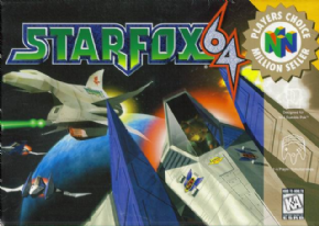 Star Fox 64 Nintendo 64 -...