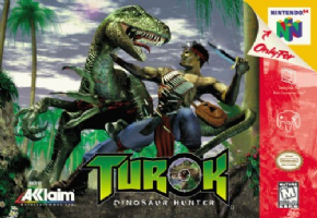 Turok Dinosaur Hunter Nin...