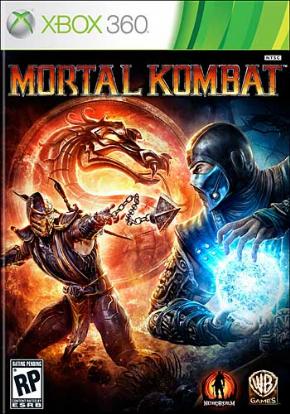 Mortal Kombat XBOX360 - S...