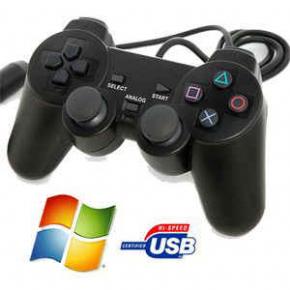 Controle USB PC