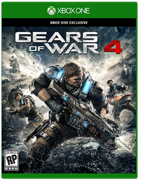 Gears of War 4 (Seminovo)...