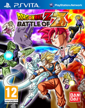 Foto Dragon Ball Z: Battle of Z PSVita