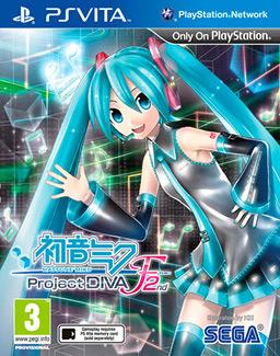 Hatsune Miku: Project DIV...