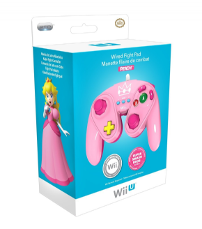 Wired Fight Pad Wii U - P...