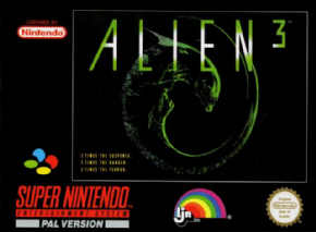 Alien 3 (Seminovo) Super...