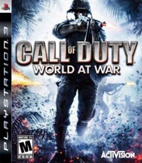 Foto Call of Duty: World at War (Seminovo) PS3