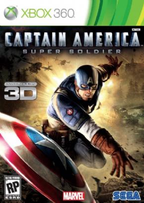Captain America: Super So...
