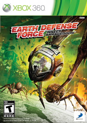 Earth Defense Force: Inse...