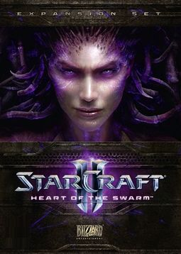 Starcraft II: Heart Of Sw...