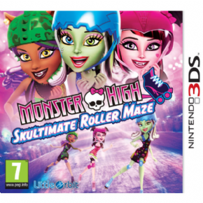 Monster High Skultimate R...