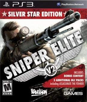 Sniper Elite 2 - Silver S...