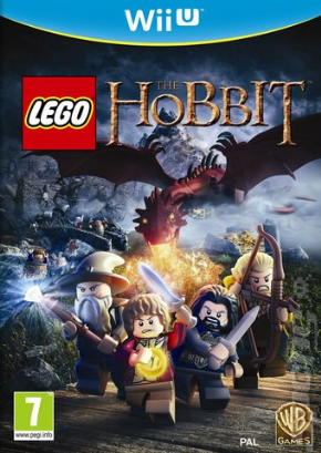 Lego The Hobbit PT BR Wii...