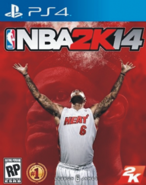NBA 2K14 (Seminovo) PS4