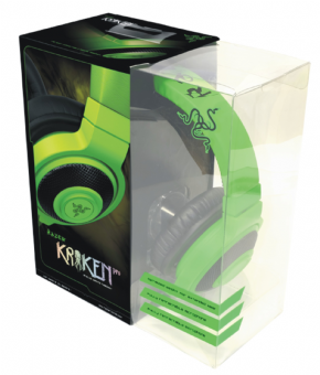 Headset Gamer Razer Krake...