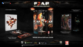 Fear 3 Collectors Edition...