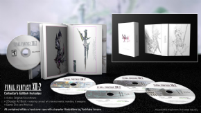 Final Fantasy XIII-2 Coll...