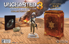 Uncharted 3: Drakes Decep...