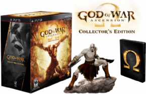 God of War Ascession Coll...
