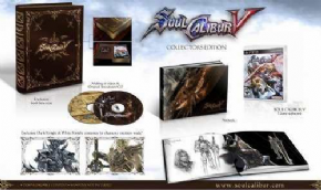 Soul Calibur V Collectors...
