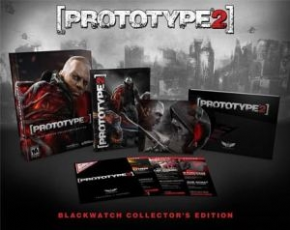 Foto Prototype Blackwatch Collectors Edition PS3