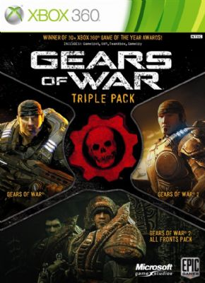 Gears of War Triple Pack...