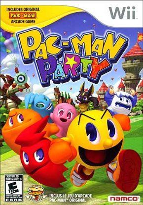 Pac-Man Party + Pac-Man A...