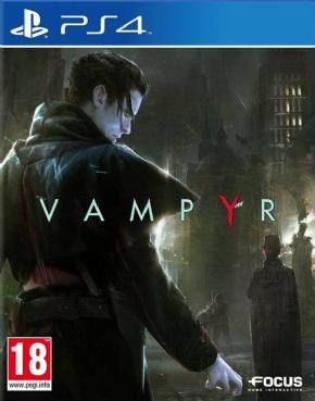 Vampyr Pré-Venda (29/08/2...