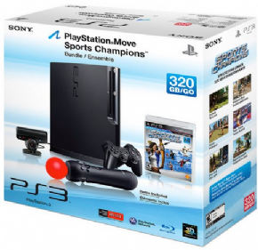Playstation 3 HD 320GB Bu...