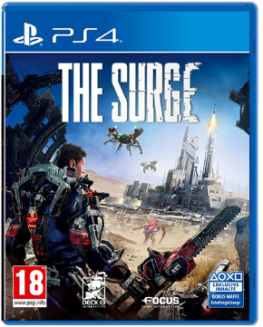 The Surge (Seminovo) PS4