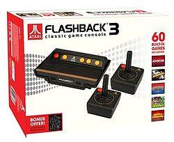 Console Atari Flashback 3...