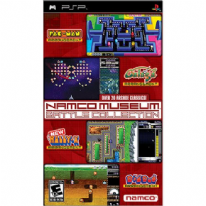 Foto Namco Museum Battle Collection (Seminovo) PSP