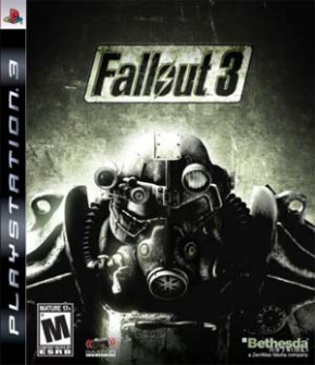 Fallout 3 PS3 - Seminovo