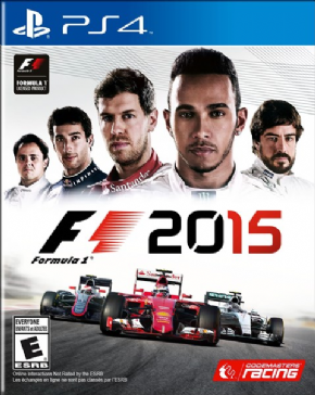 F1 2015 (Seminovo)PS4