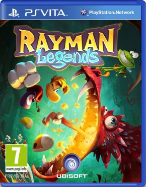 Foto Rayman Legends (Seminovo) PSVita