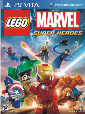 LEGO Marvel Super Heroes...