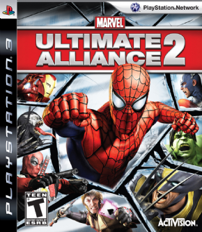 Marvel Ultimate Alliance...