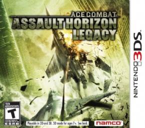 Ace Combat Assault Horizo...