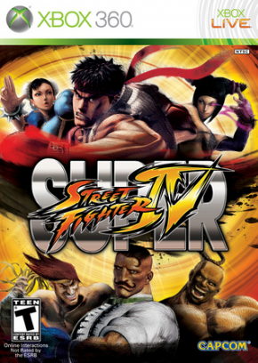 Super Street Fighter IV (...