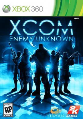 XCOM: Enemy Unknown  XBOX...