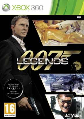 James Bond: 007 Legends X...